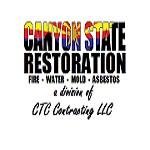 Canyon State Restoration Icon