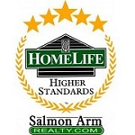 HomeLife Salmon Arm Realty Icon
