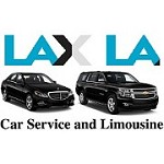 LAX Los Angeles Car Service and Limousine Icon