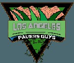 Los Angeles Pavers Guys Icon