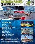 Gold Coast Fishing Charters | Discovery Fishing Charters