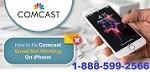 Reset Comcast Email Password 1-888-599-2566 Icon