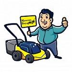 Lawn Care Way Icon