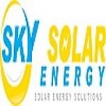 Sky Solar Energy Icon