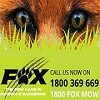 FOX MOWING QLD Icon