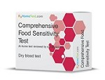 Comprehensive Food Sensitivity Test – RxHomeTest Icon