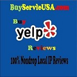 Buy Yelp Reviews Icon