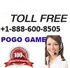 Pogo Game Support Number 1-888-600-8505 Icon