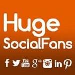 HugeSocialFans Icon