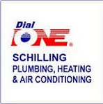 Dial ONE Schilling Plumbing Heating & Air Conditioning Icon