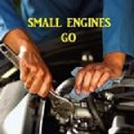 Small Engines Go Icon