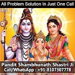 Best Love Problem Solution Astrologer Shambunath Shastri Icon
