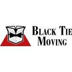 Black Tie Moving Icon