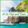 St Lu Taxi And Tours Icon