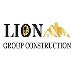 Lion Group Construction Icon