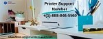 Printer Number Support Icon