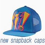 New Snapback Caps Icon