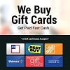 GC BUYING ? Best Website to Sell Gift Cards Icon