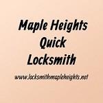 Maple Heights Quick Locksmith Icon
