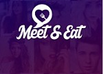 Meet And Eat Icon