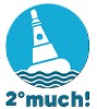2ºmuch! Climate compensation Icon