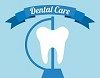 City Face Dental Care Icon