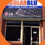 Solar Blu Icon