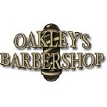 Oakley's Barber Shop Icon
