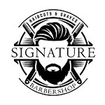 Signature Barbershop Icon
