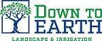 Down To Earth Landscape Irrigation Icon