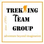 Trekking Team Group Icon