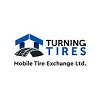 Turning Tires – Mobile Tire Exchange Icon