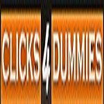 Clicks 4 Dummies, LLC Icon