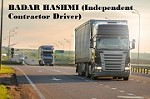 BADAR HASHMI (Independent Contractor Driver) Icon