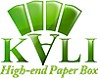 Kali Printing Luxury Paper Box Icon