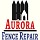 Aurora Fence Repair Icon