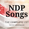 List of NDP Songs Icon