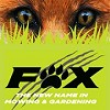 Fox Mowing Icon