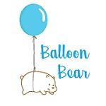 Balloon Bear Icon