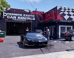 Premiere Exotic Car Rentals Icon