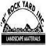 ''R'' Rock Yard, Inc Icon
