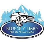 Blue Sky Limo Icon