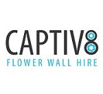 Captiv8 Flower Wall Hire Icon