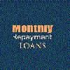 Monthly Repayment Loans Icon