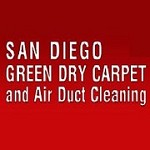San Diego Green Dry Carpet and Air Duct Cleaning Icon