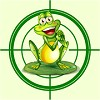 Target Frog Icon