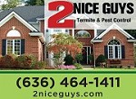 2 Nice Guys Termite and Pest Control Icon