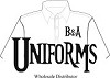 B&A Uniforms Icon