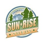 Sun Rise Sheds Icon