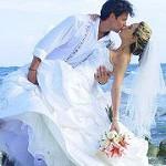Wedding Tropics Icon